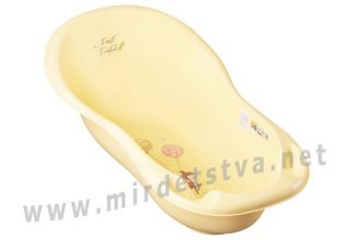 Ванночка Tega Forest Fairytale FF-005 102см 109 light yellow
