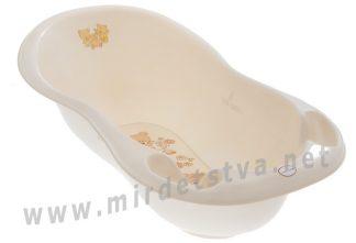 Ванночка для купания Tega Teddy Bear MS-005 LUX 102см 119 beige
