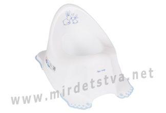 Белый горшок для детей Tega Little Bunnies KR-001 103 white