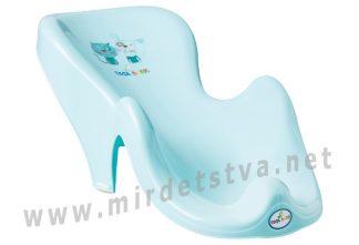 Детская горка для купания Tega Dog&Cat PK-003 101 light blue