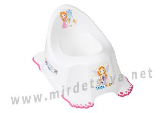Детский горшок Tega Little Princess LP-001 103 white