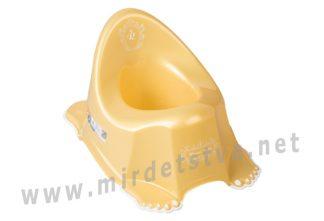 Детский горшок Tega Royal Baby RL-001 110 gold