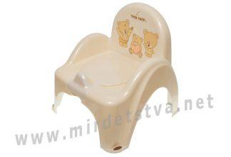 Детский горшок-стульчик Tega Teddy Bear MS-012 119 beige