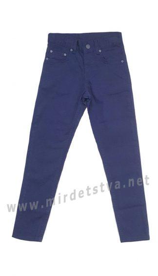 Джинсы котоновые детские Cegisa 7639 синие