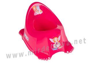 Горшок для девочек Tega Little Princess LP-001 123 pink