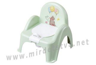 Горшок-стульчик Tega Forest Fairytale FF-007 112 light green