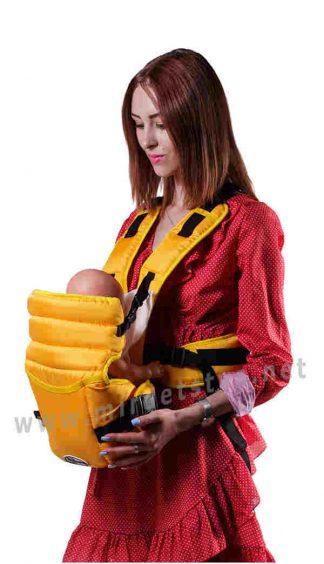 Кенгуру для малышей Умка №12 желтый