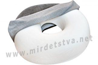 Ортопедическая подушка ректальная с эффектом памяти арт.j2512