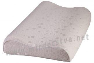 Подушка для взрослых с памятью супер мягкая XL Хмаринка арт.j2526