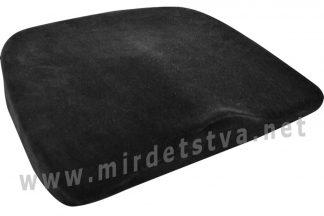Подушка ортопедическая для сидения с эффектом памяти арт.j2511