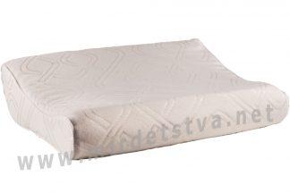 Подушка ортопедическая для взрослых с эффектом памяти ОП-04 арт.j2504