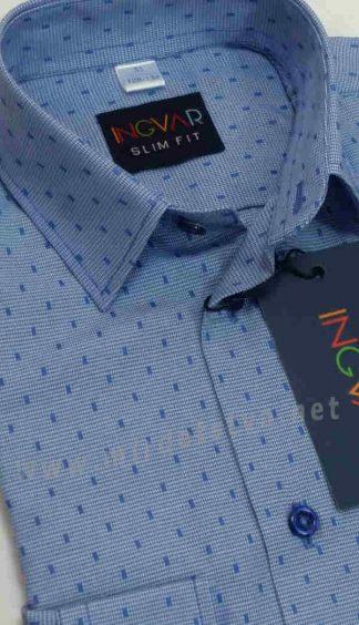Рубашка с длинным рукавом INGVAR 4503/3
