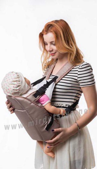 Рюкзак для переноски малыша Умка №6 капучино