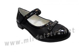 Туфли школьные для девочек Tom.m C-T1447-B