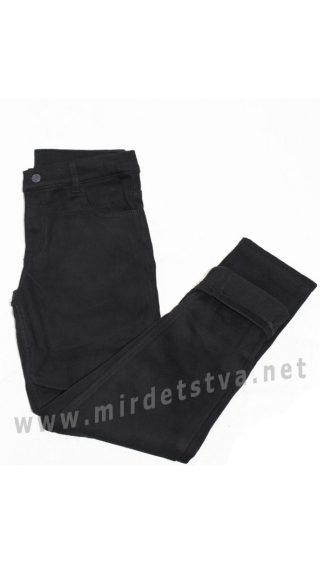 Утепленные джинсы черные Cegisa 6735