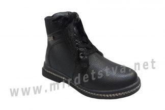Ботинки демисезонные на девочку CBT.T C3859-1 черные