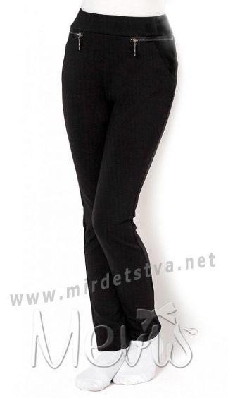 Черные лосины для школы Mevis 2739-02
