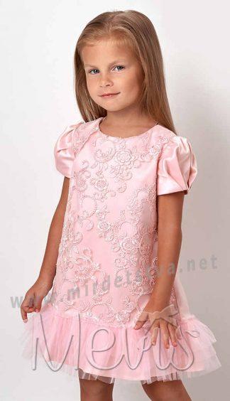 Нарядное платье для девочек Mevis 2984-01
