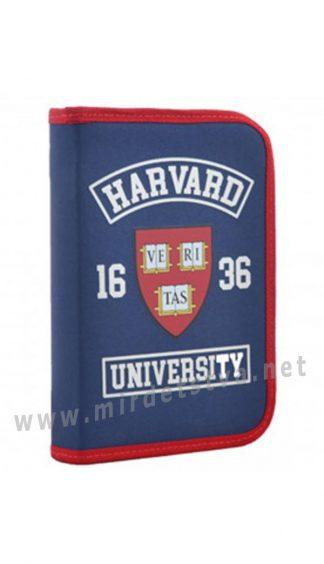 Пенал твердый одинарный 1 Вересня Harvard 531763