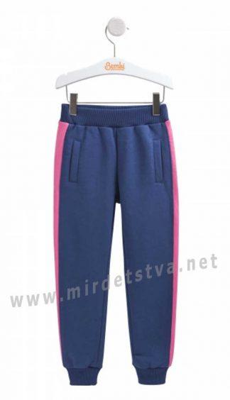 Спортивные штаны для девочки Бемби ШР572
