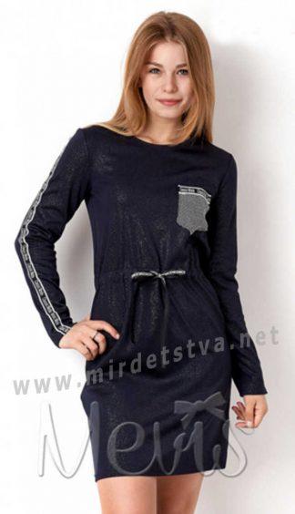 Стильное и модное платье для девочки Mevis 2999-01
