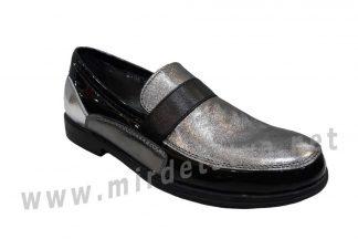 Стильные туфли в школу на девочку Bistfor 97216/753/381
