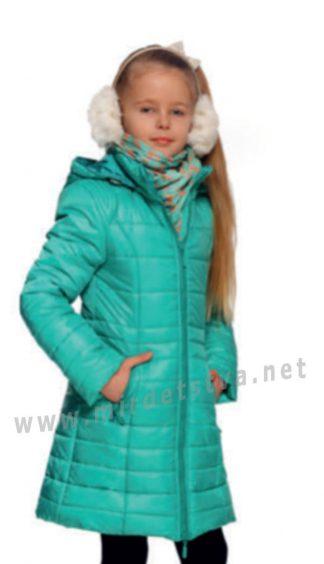 Удлиненная куртка демисезон Alfonso 454 D-085-A