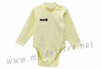 Боди-гольф детский Minikin 1816003 желтый