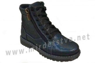 Демисезонные ботинки для девочки Tops Д-735н