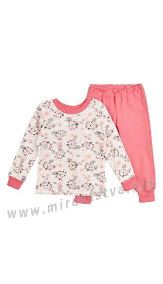 Детская пижама для девочек Бемби ПЖ39
