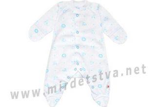 Комбинезон для новорожденных и грудничков Minikin 01103 (00303)