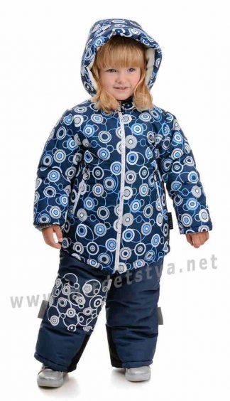 Комплект зимний для девочки Traveler Капи на мембране