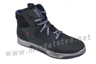Кожаные демисезонные ботинки для мальчика Golovin 342-1(2)-41b