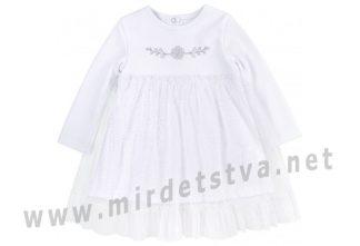 Нарядное платье для девочки Бемби ПЛ256