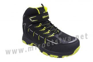 Подростковые зимние ботинки B&G термо EVS196-118