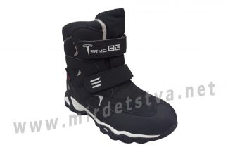 Подростковые зимние ботинки B&G термо ZTE20-108