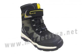 Спортивные зимние ботинки для мальчика B&G термо HL209-806
