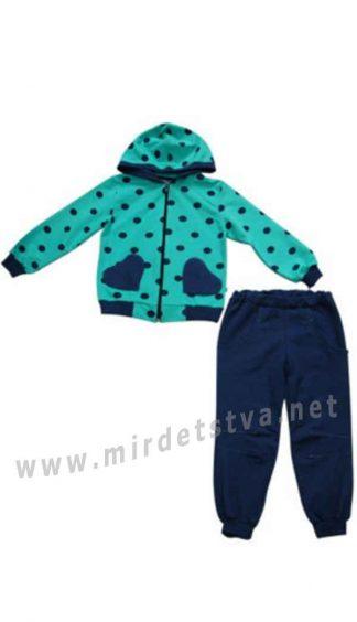 Спортивный костюм для девочки Minikin 177107