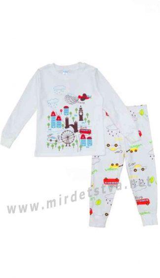 Трикотажная пижама для мальчика Minikin 194703