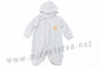 Велюровый комбинезон для малышей Minikin 918504