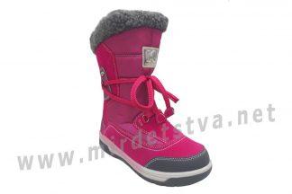 Высокие зимние ботинки B&G R20-218 термо