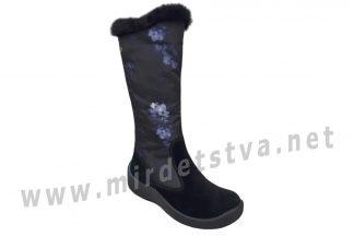 Высокие зимние сапоги Floare 2443580930 для девочек