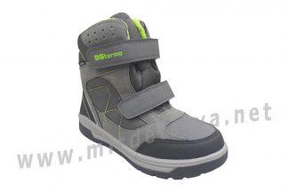 Зимние ботинки для мальчика B&G термо R20-214