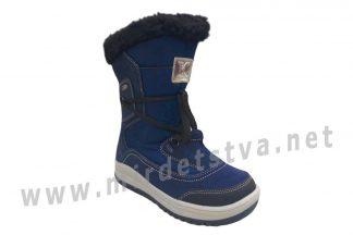 Зимние ботинки на мембране B&G термо R20-217