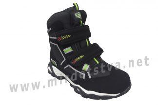 Зимние ботинки на подростка B&G термо ZTE20-101