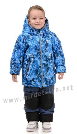 Зимний комплект на мембране Traveler Капи для мальчика