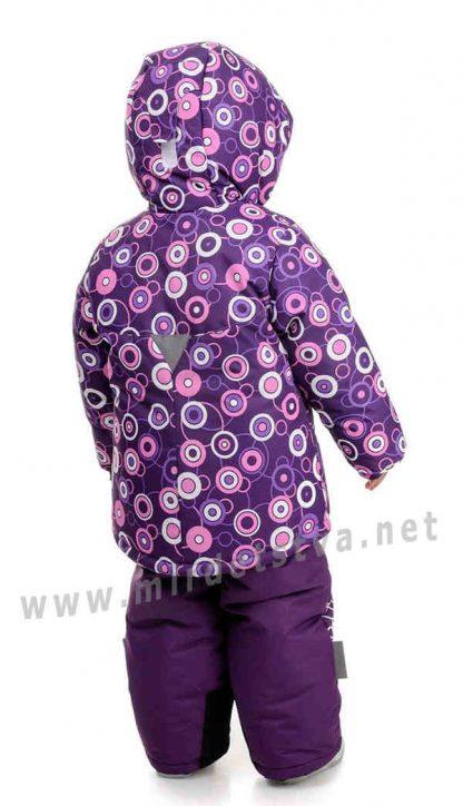 Зимний костюм на мембране Traveler Капи для девочек