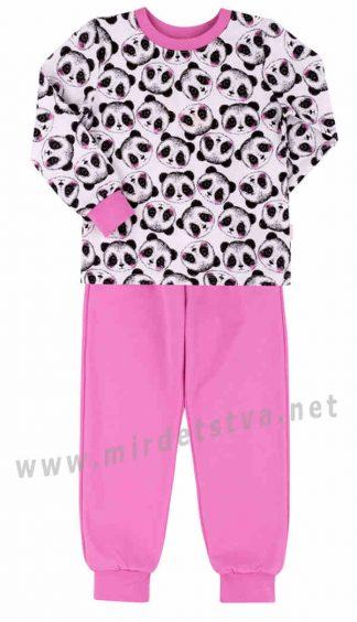 Детская байковая пижама Бемби ПЖ42