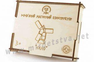 Головоломка Ферма ТМ Zevs-toys Ф-01 25 деталей
