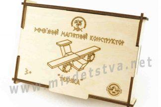 Головоломка Техника ТМ Zevs-toys Т-01 28 деталей